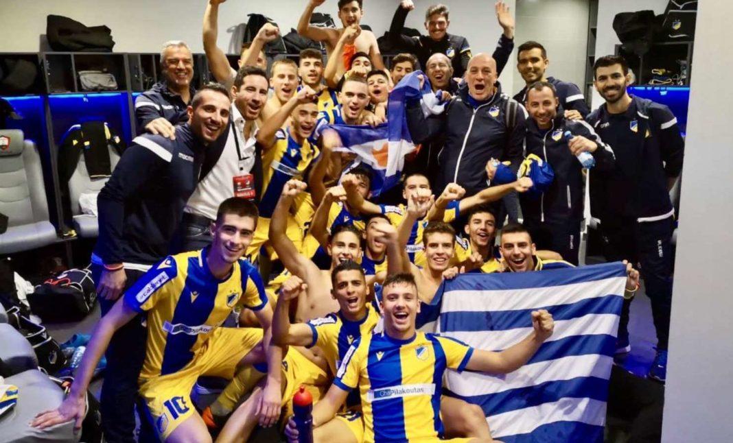 «11 Ελληνόπουλα έδειξαν ψυχή σε μία εχθρική ατμόσφαιρα»