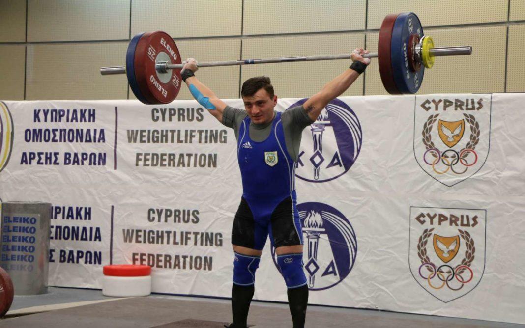 Άγγιξε το μετάλλιο ο Μινασίδης