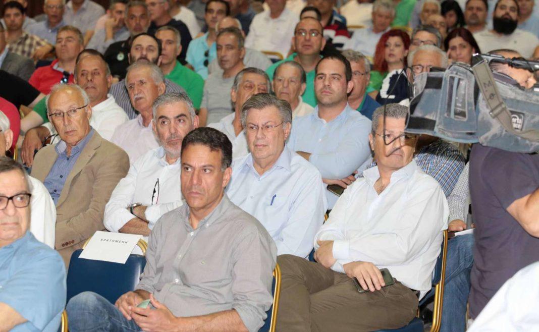 Oμόνοια: Εκ πρώτης αρνητική στην εισήγηση του ΑΠΟΕΛ
