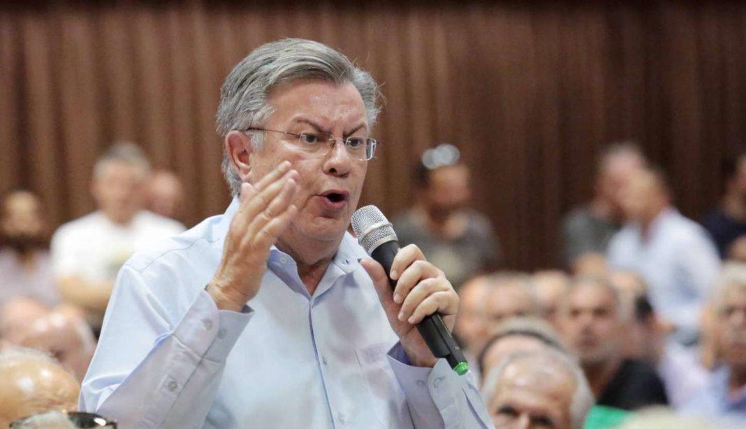 Λώρης: «Ο Ρόης Πογιατζής δεν απάντησε πότε θα έρθει στην Κύπρο»