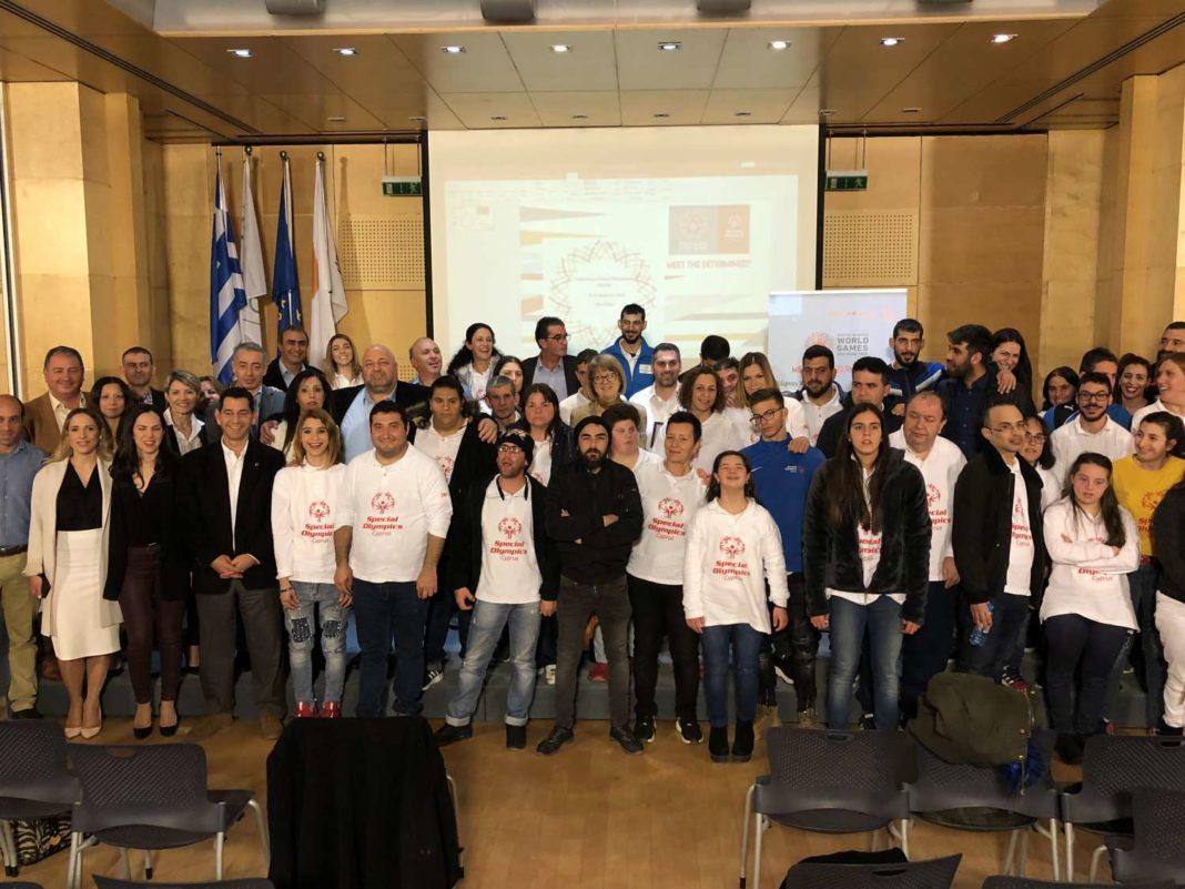 Ειδικοί Ολυμπιακοί: Με 52 άτομα η αποστολή