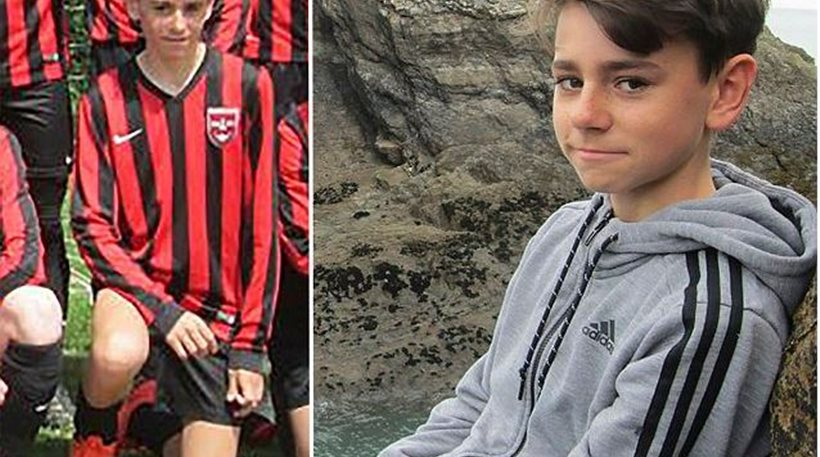 Τραγικό: 15χρονος πέθανε από χτύπημα μπάλας στο στήθος