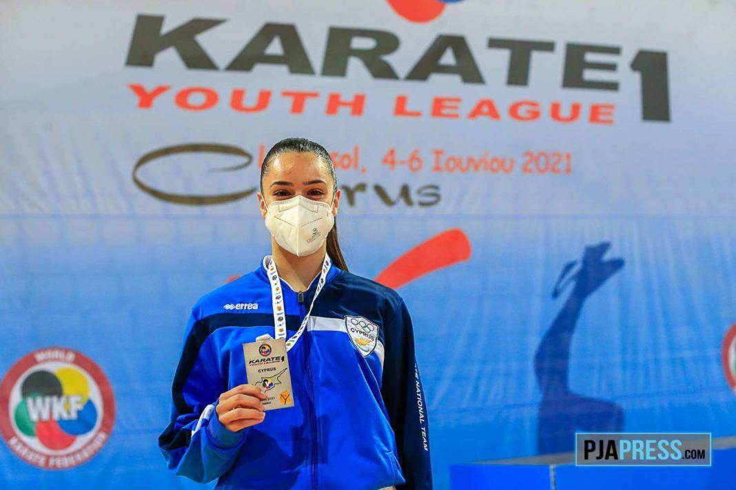 Καράτε: Αργυρό μετάλλιο για την Κοντού στο Παγκόσμιο πρωτάθλημα