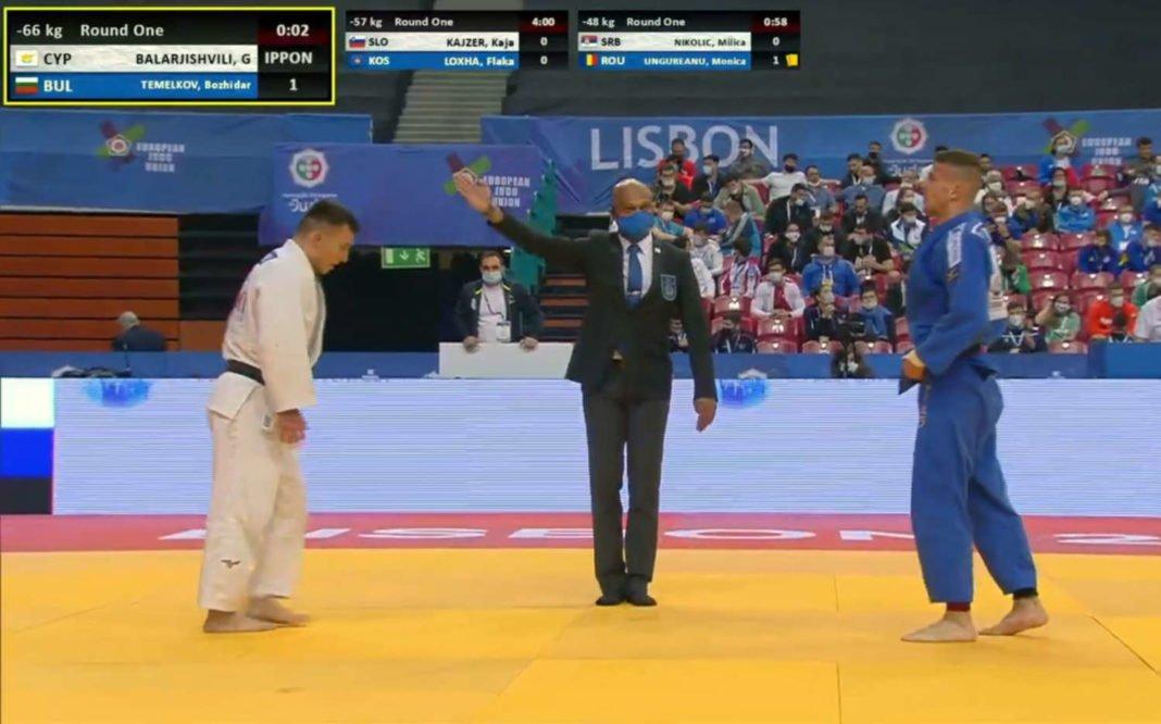 Θετική παρουσία του κυπριακού τζούντο στο Πανευρωπαϊκό Πρωτάθλημα!