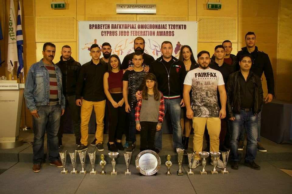 Πρωταθλητής Κύπρου για 2η συνεχόμενη χρονιά