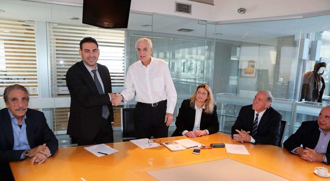 Υπογραφή συμφωνίας συνεργασίας με την Ernst & Young