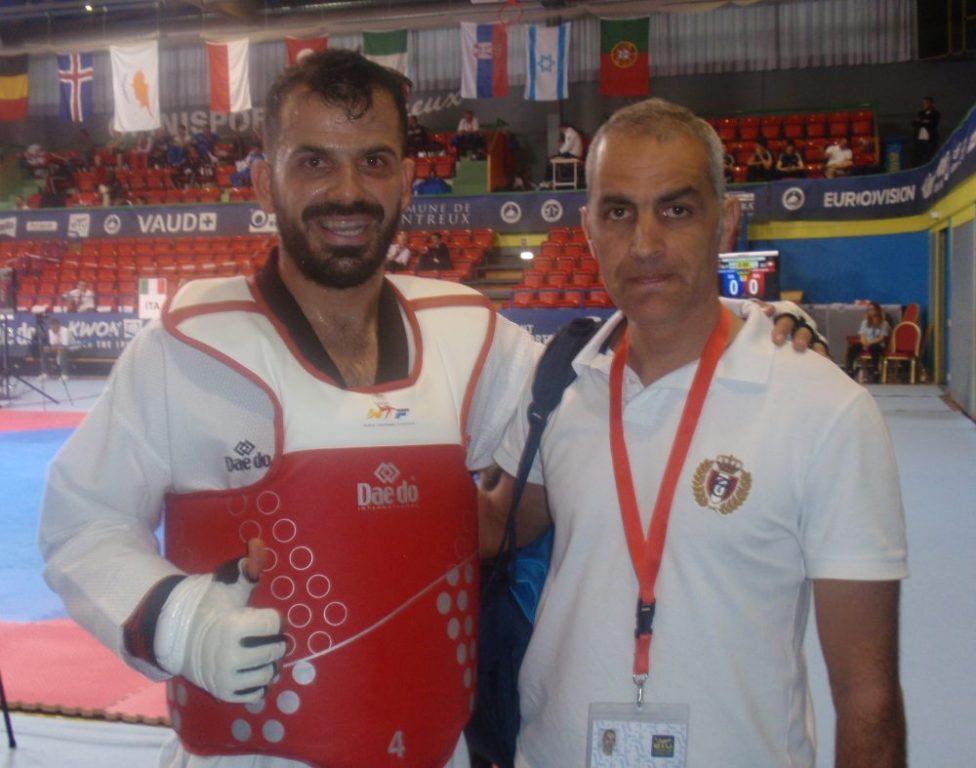 Τάεκβοντο: Βραβεύεται ο πρωταθλητής Κυριάκος Στρατουράς
