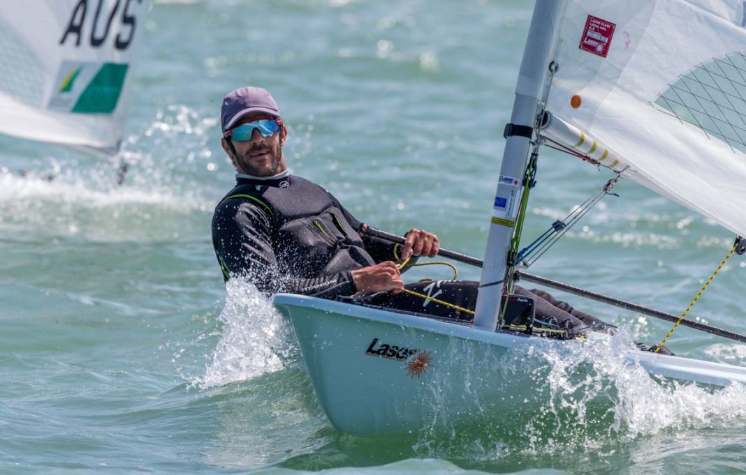 Νικητής στα Ολυμπιακά νερά ο Παύλος Κοντίδης