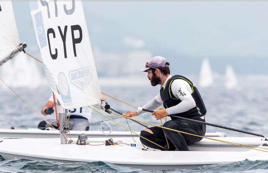 Πρόβα Ολυμπιακών Αγώνων για τον Κοντίδη