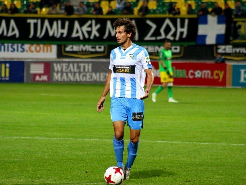 Πάφος FC: Προς επάνοδο ο Ντομίνγκες