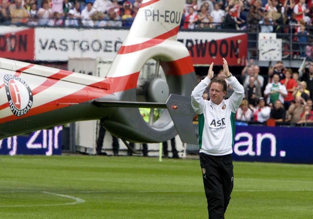 Ο Μπέιν πήρε τον Σισέ με το ελικόπτερο! (pics)
