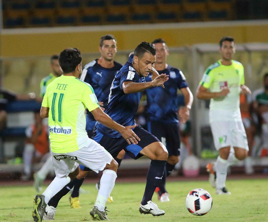 Ντα Σίλβα: «Δεχθήκαμε ένα τυχερό γκολ»