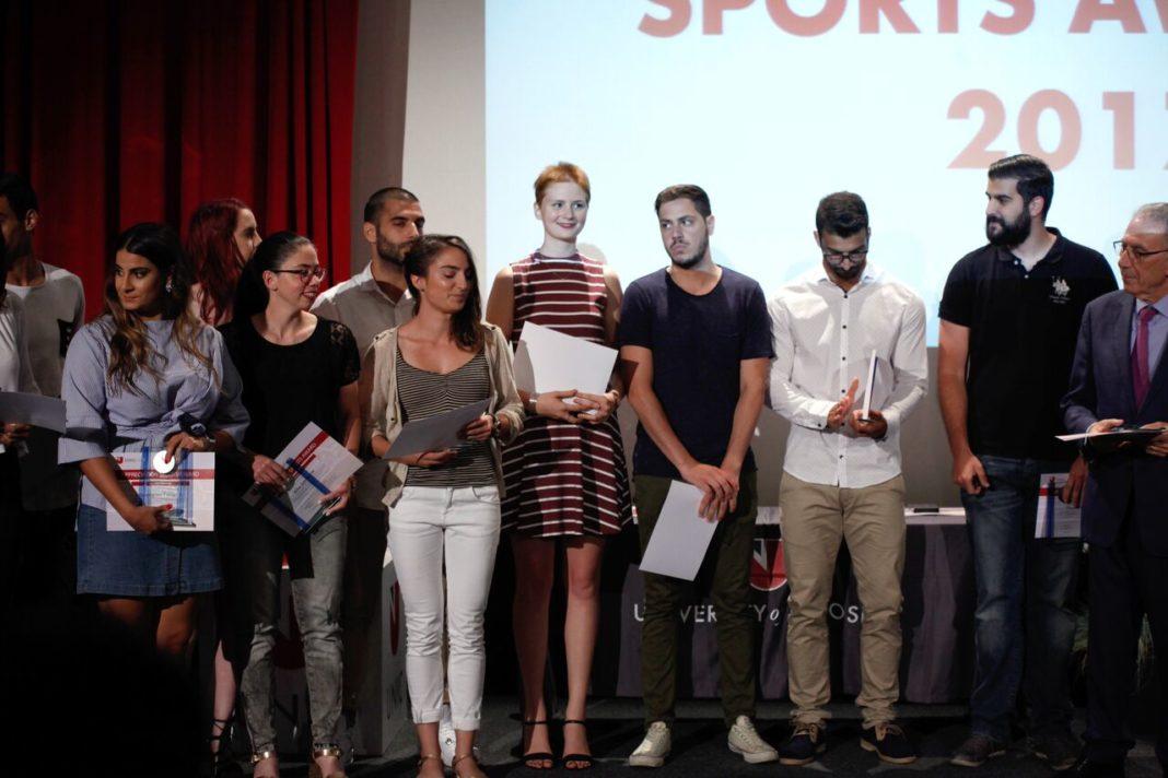Διακρίσεις και στον αθλητισμό από φοιτητές του Πανεπιστημίου Λευκωσίας
