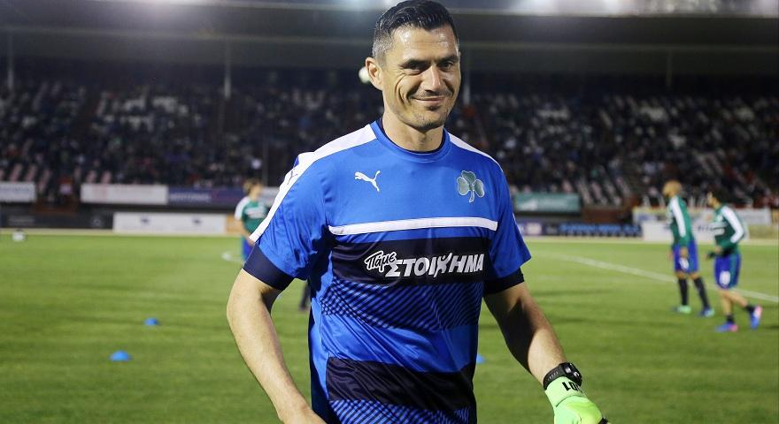 Επίσημο: Τέλος ο Γκαλίνοβιτς από τον Παναθηναϊκό - «Καλή επιτυχία Μάριο»