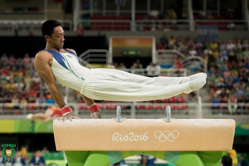 ΚΟΓ: Κορυφαίος αθλητής της χρονιάς ο Μάριος Γεωργίου