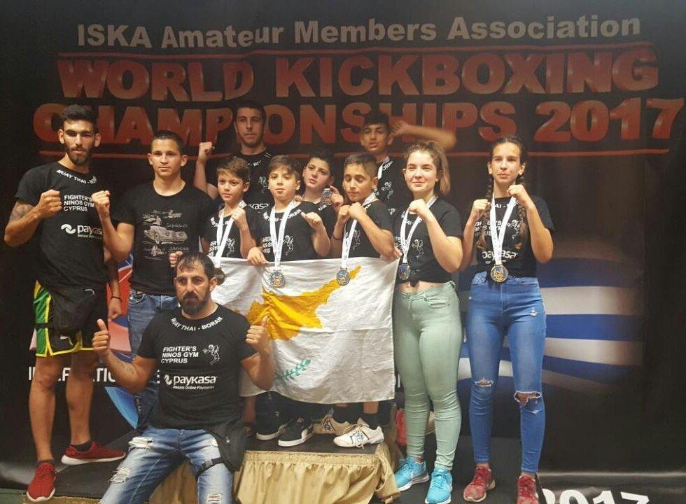 Κικ μπόξινγκ-μουάι τάι: Μεγάλες επιτυχίες σε Αθήνα και Παγκόσμιο πρωτάθλημα