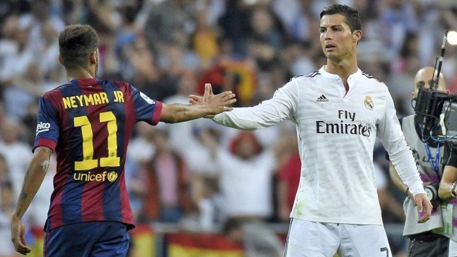 Νεϊμάρ: «Ο Ρονάλντο θα κερδίσει τη Χρυσή Μπάλα»