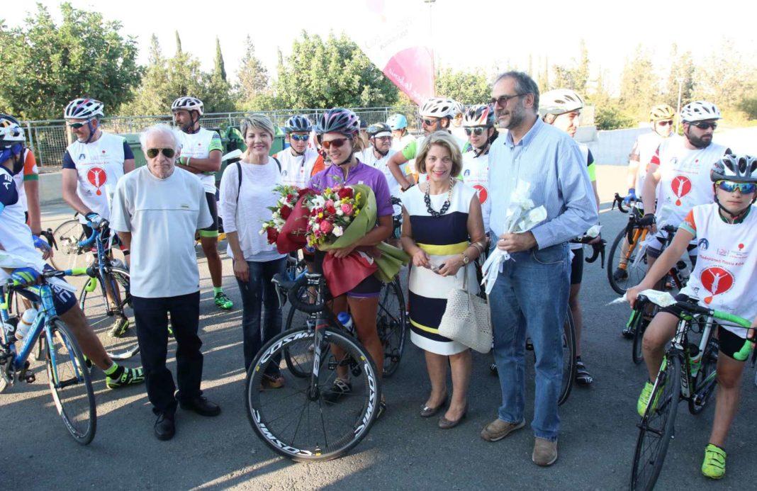 Στέφθηκε με επιτυχία η ποδηλατική πορεία ΚΟΑ