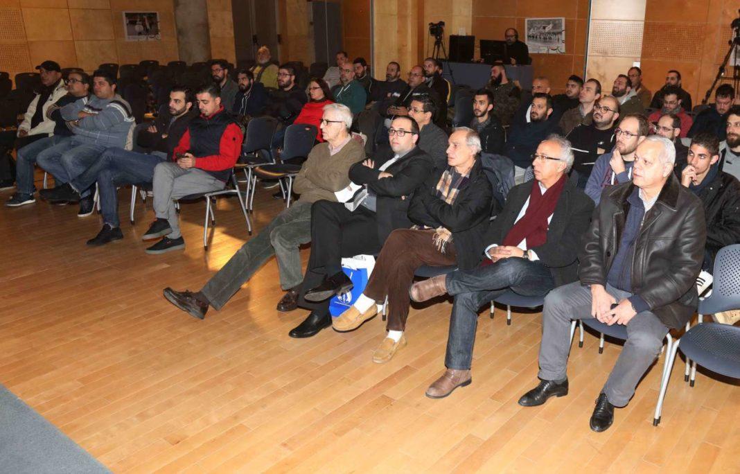 Με μεγάλη συμμετοχή πραγματοποιήθηκε το Εργαστήρι Αθλητικού Τύπου ΕΑΚ-AIPS Europe