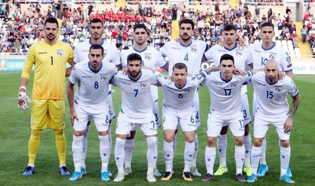 Η βαθμολογία στον όμιλο της Κύπρου