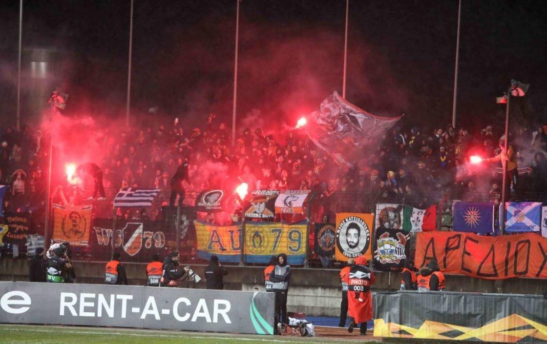 BINTEO: Η αντίδραση των ΑΠΟΕΛιστών στο γκολ και το calma του Μερκή