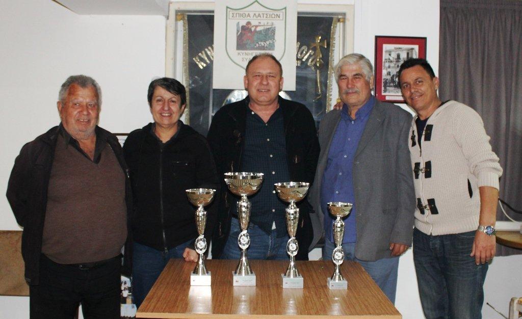 Οι νικητές στο διαγωνισμό ταβλιού