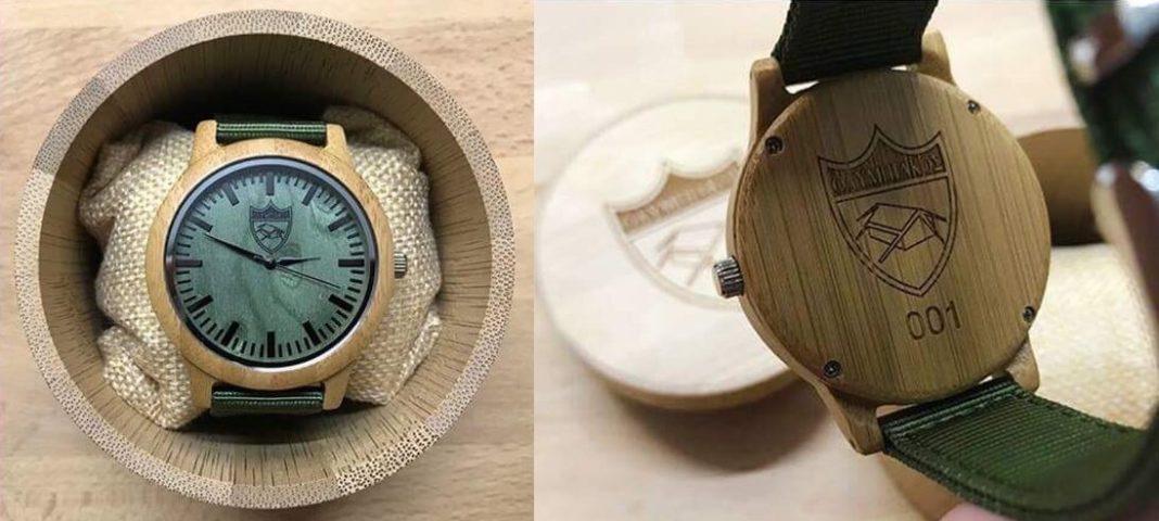 Συλλεκτικό ρολόι Ολυμπιακού