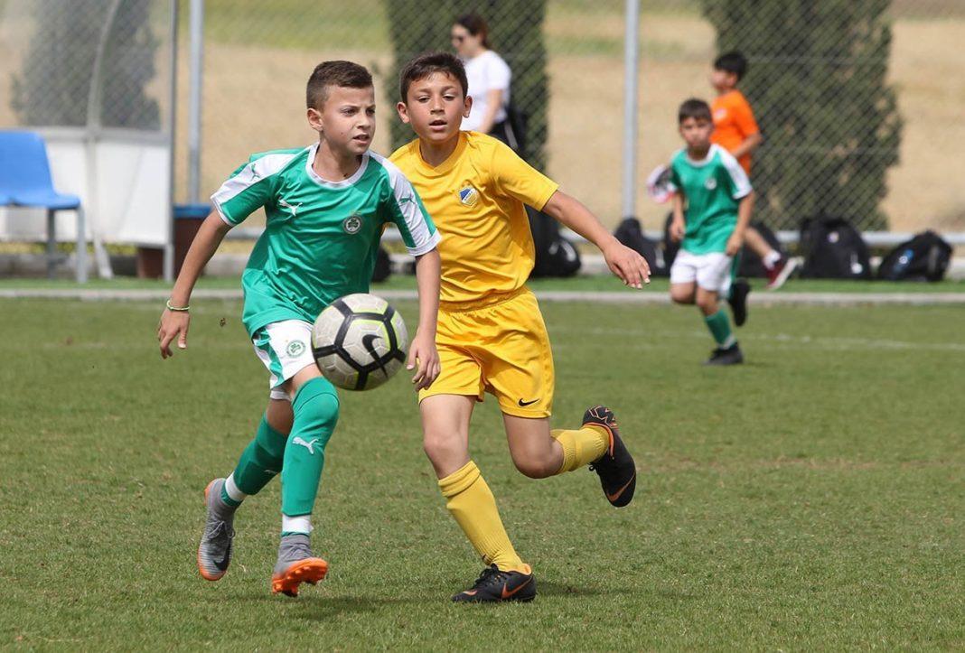 Με τις κορυφαίες ακαδημίες διεξήχθη το Pascal Football Cup