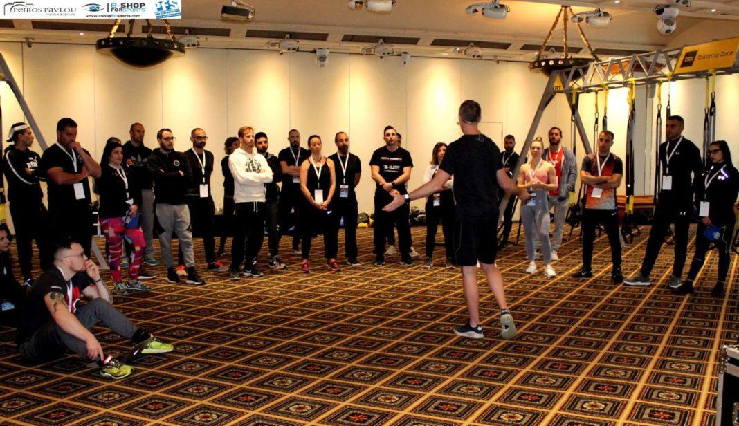 Σύγχρονες τάσεις και εξοπλισμό ανέδειξε το Professional Fitness Systems Convention