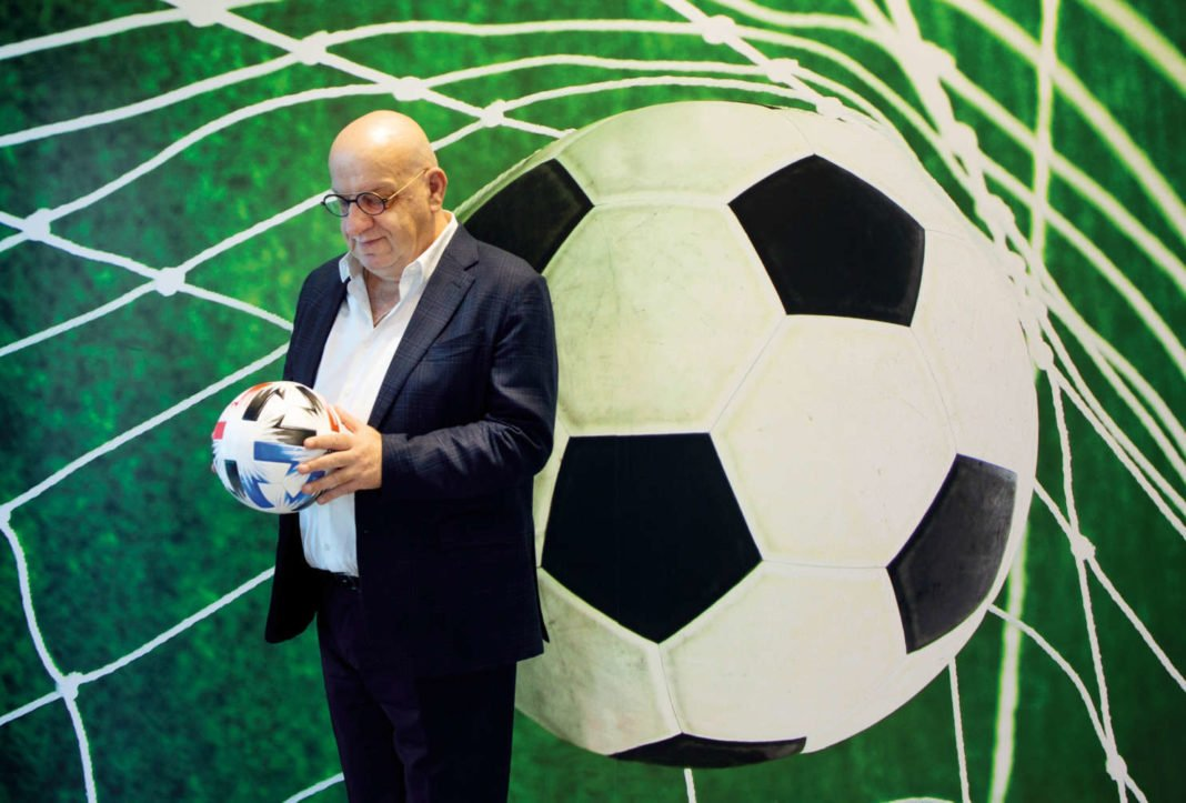 Για άλλα τέσσερα χρόνια στην Ε.Ε. της FIFA ο Γιώργος Κούμας