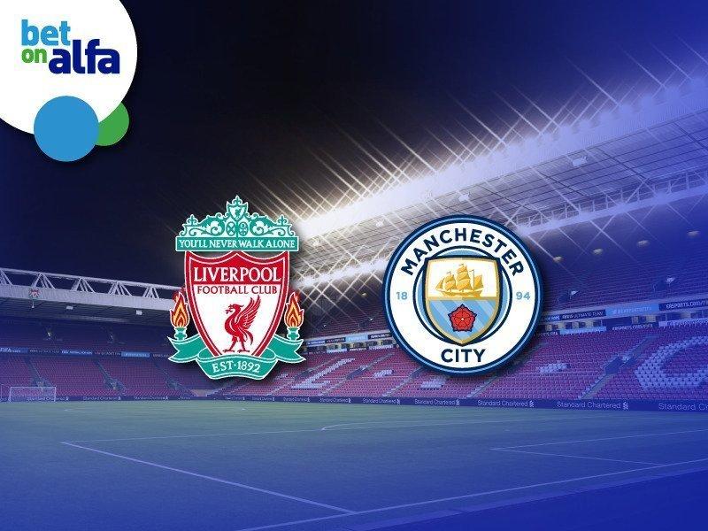 ΜΑΤΣΑΡΑ Liverpool – Man City με Build & Bet στην BET ON ALFA