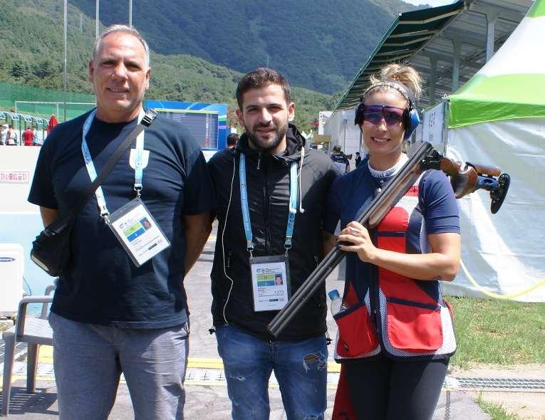 «Χρυσός» ο Ανδρέας Μακρής και πρόκριση στους Ολυμπιακούς Αγώνες!