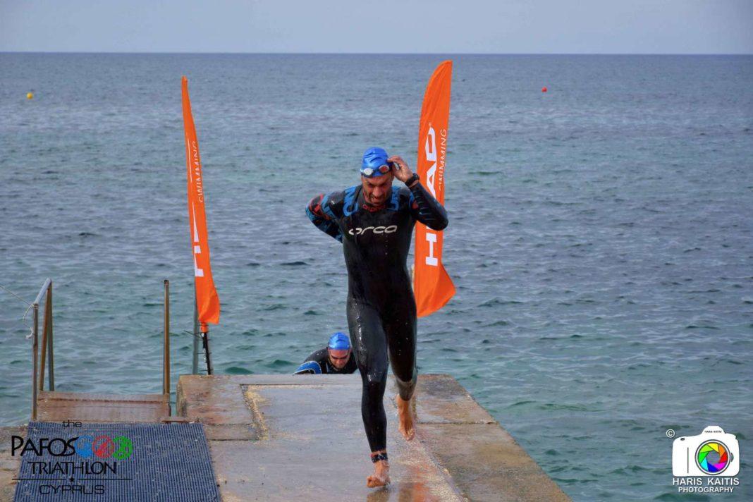 Στις 23 Απριλίου το Pafos Triathlon 2017