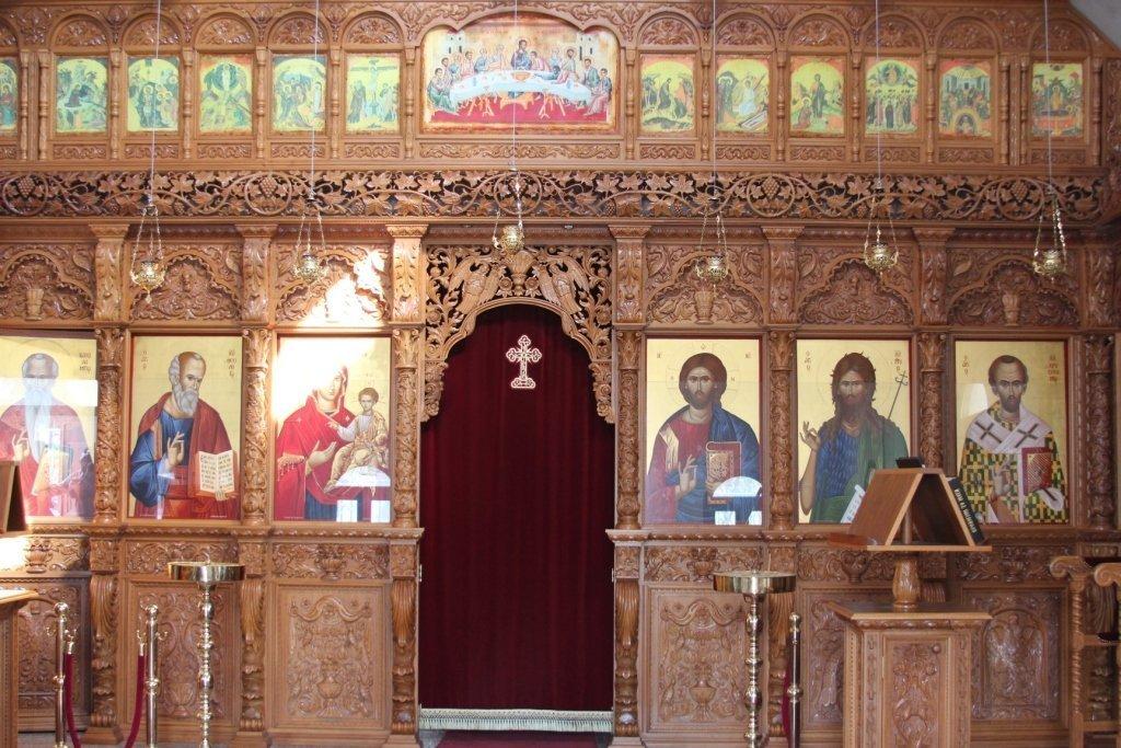 Ανόρθωση: Θεία Λειτουργία στην Παναγία του Σουμελά