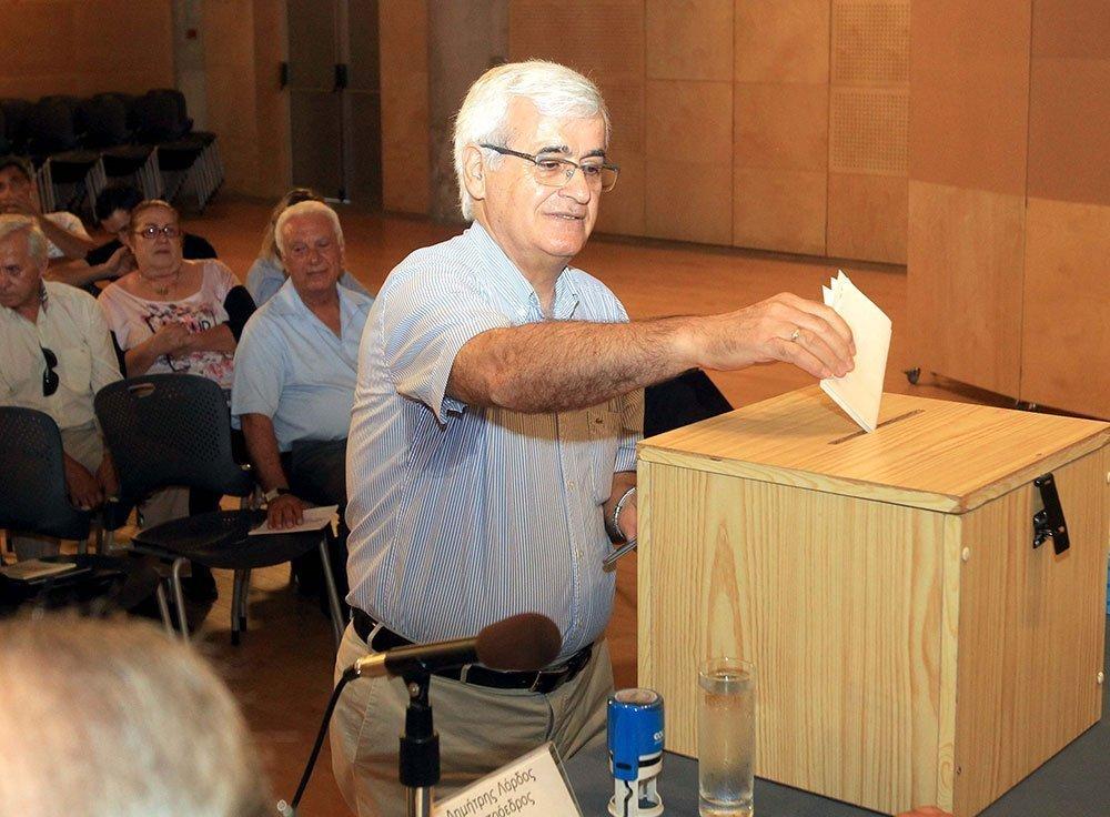 Ο Ανδρέας Παπαχαραλάμπους για την προεδρία της ΚΟΕ