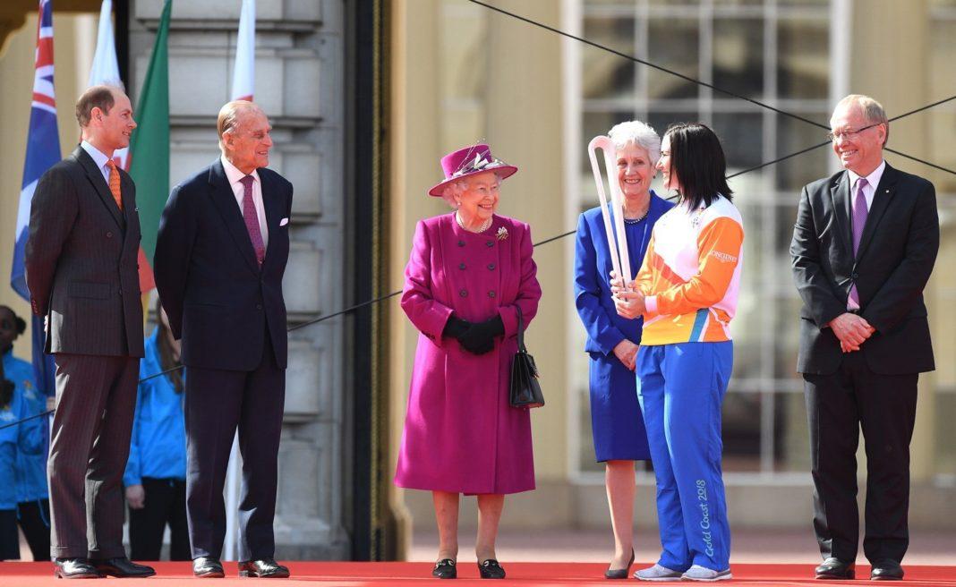 Στην Ευρώπη η Queen's Baton Relay