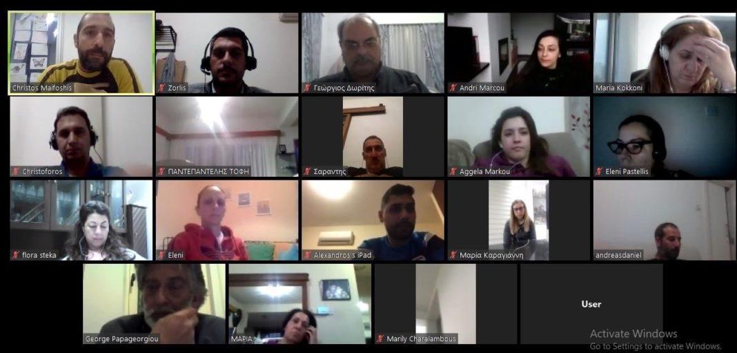 ΚΟΠΕ: Άρχισαν με επιτυχία οι διαδικτυακές συναντήσεις επιμόρφωσης διαιτητών
