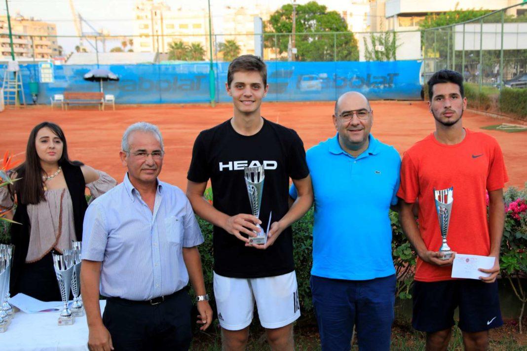 Ο Μάτιτς νικητής στο Παγκύπριο Πρωτάθλημα του OA Λάρνακας