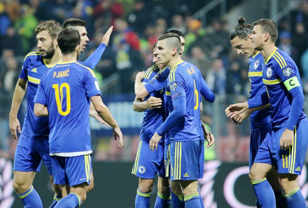 Τελικό: Βοσνία - Κύπρος 2-0