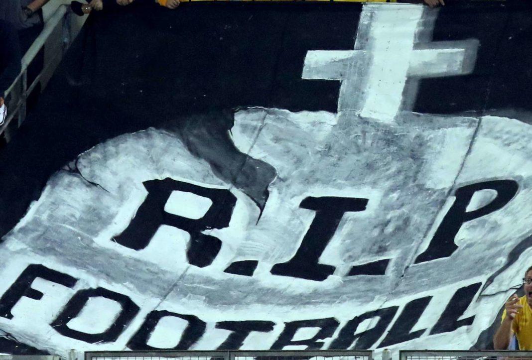 «R.I.P Football»