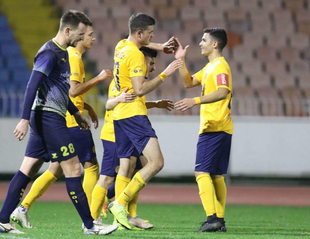 Έβγαλε «εξάσφαιρο» η ΑΕΛ και πρόκριση με το συνολικό 14-0!