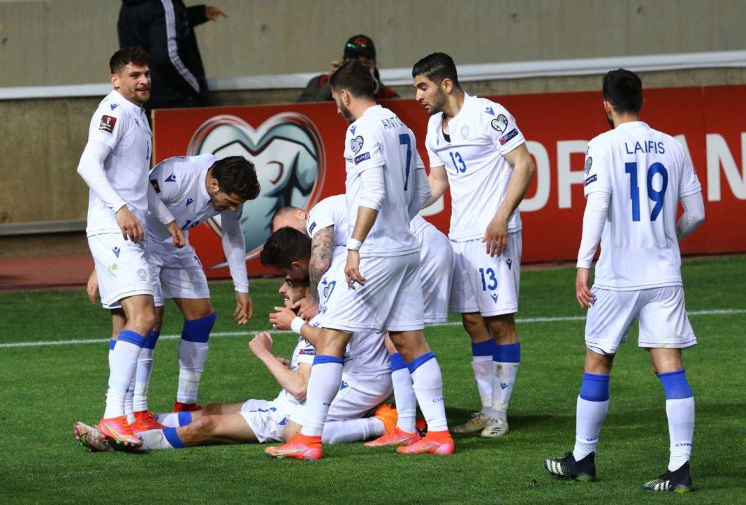 Κύπρος – Σλοβενία 1-0: Λάμψη ελπίδας και σφραγίδα Κωστένογλου (vid)