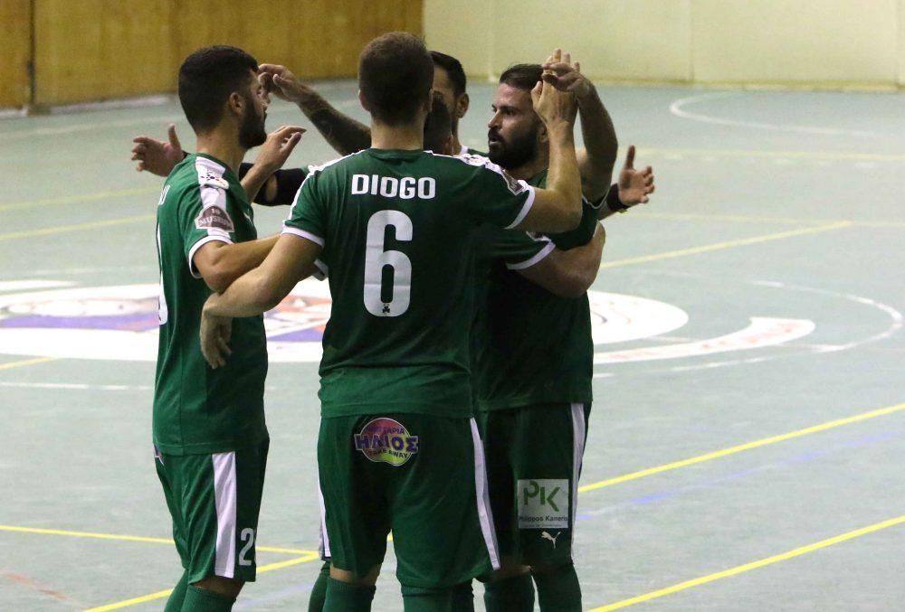 Ο απολογισμός της πρεμιέρας του πρωταθλήματος Futsal (pics)
