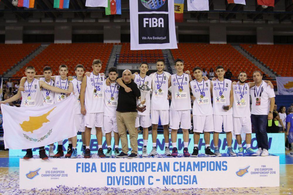 Εθνική Κ16: Με τις καλύτερες εντυπώσεις από Ευρωπαϊκό