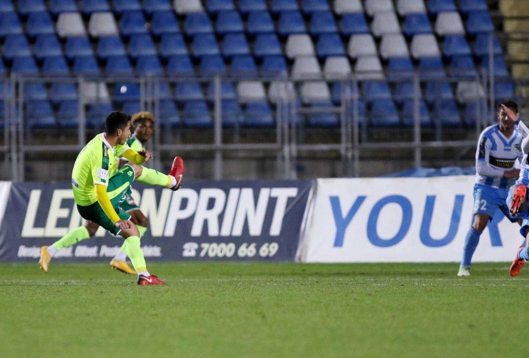Τα στιγμιότυπα από το Πάφος FC-AEK
