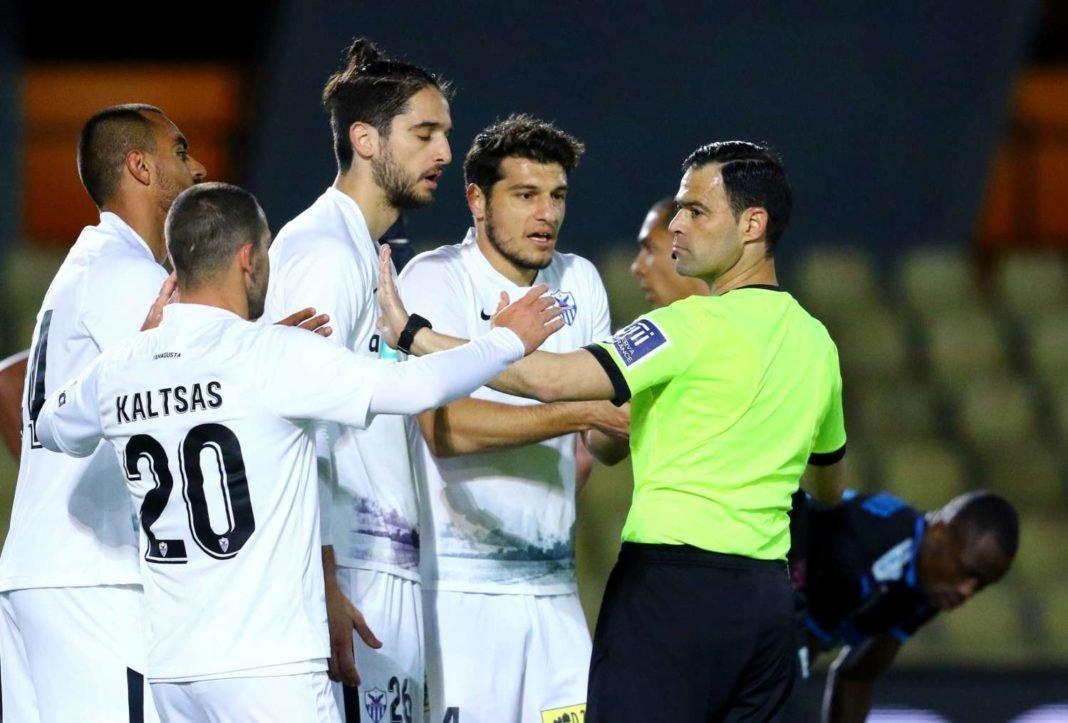 Σκαπούλλης: «Λανθασμένα ακυρώθηκε το γκολ της Ανόρθωσης