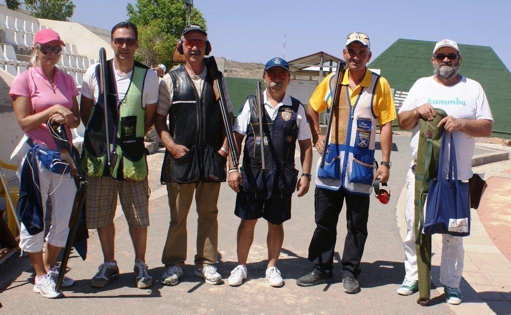 Σκοποβολή: Το Διεθνές Κόμπακ Γκραν Πρι στην Κύπρο