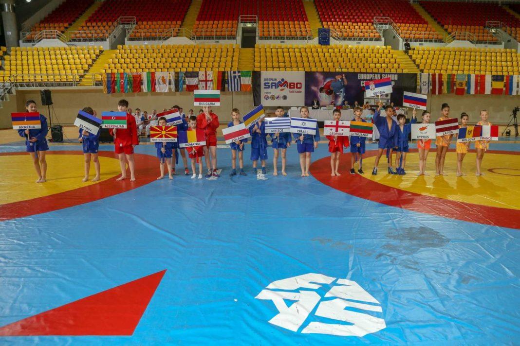 Στην τελική ευθεία οι προετοιμασίες για το Πανευρωπαϊκό Πρωτάθλημα Σάμπο στη Λεμεσό
