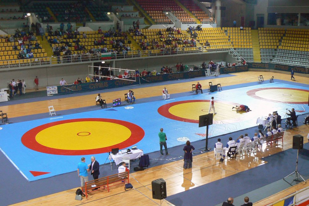 Δύο Παγκόσμια Πρωταθλήματα Σάμπο τον Δεκέμβριο στην Κύπρο