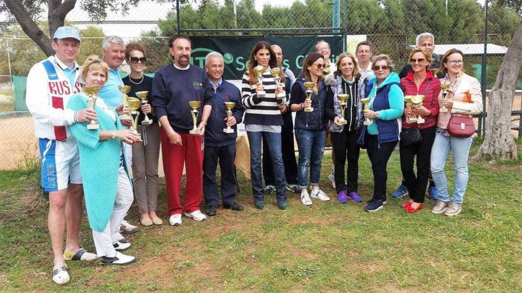 Με επιτυχία το ITF Seniors Grade 4